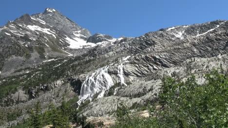 British-Columbia-Glacier-NP-Mt-Sir-McDonald-falls