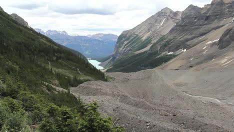 Kanadische-Rockies-Banff-Trail-Ebene-Der-Sechs-Gletscher