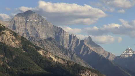 Canada-Alberta-Mountain-peak-Waterton-Lakes-National-Park