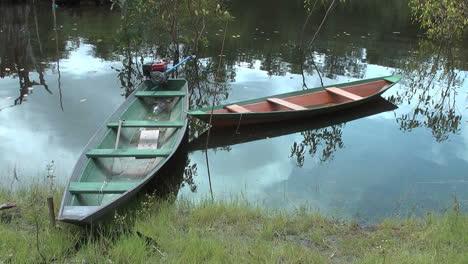 Amazon-boats-at-waters-edge