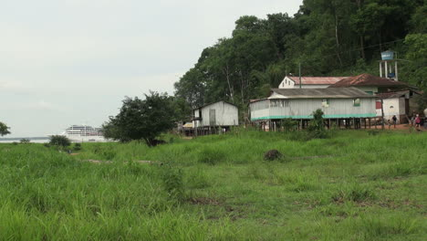 Brazil-Boca-da-Valeria-village-and-ship