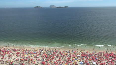 Rio-de-Janeiro-Ipanema-Beach-looking-down-on-sea