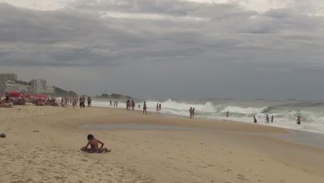 Rio-de-Janeiro-Ipanema-Beach-on-a-cloudy-summer-day