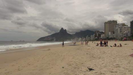 Rio-de-Janeiro-Ipanema-Beach-with-bird
