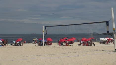Rio-de-Janeiro-Copacabana-vollyball-net-s