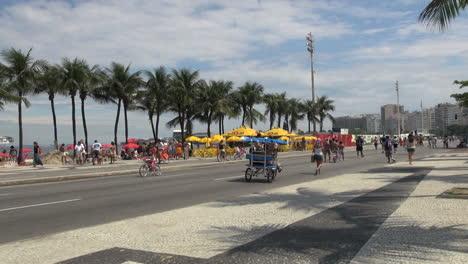 Rio-de-Janeiro-Rio-Copacabana-Sunday-street-scene-s
