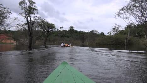 Amazon-canoe-behind-canoe