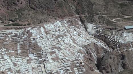 Peru-salt-pans-on-a-slope