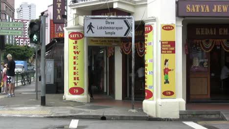 Singapore-city-Little-India-temple-sign