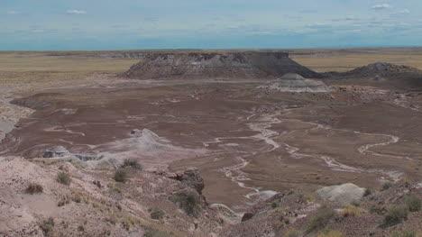 Arizona-Petrified-Forest-landscape