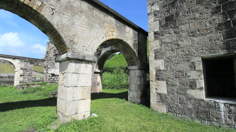 St-Kitts-Brimstone-Hill-ruins-with-arches