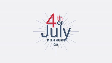 Animated-closeup-text-July-4th-on-holiday-background-6