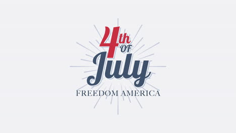 Animated-closeup-text-July-4th-on-holiday-background-9