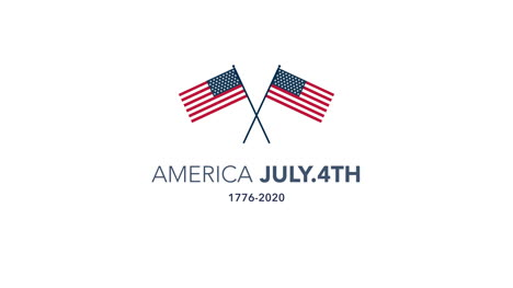 Animated-closeup-text-July-4th-on-holiday-background-13