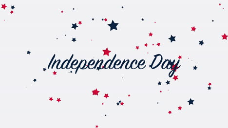 Animated-closeup-text-Independence-Day-on-holiday-background-3