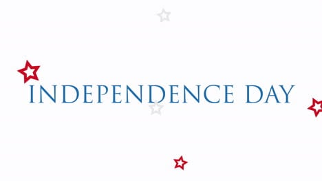 Animated-closeup-text-Independence-Day-on-holiday-background-7