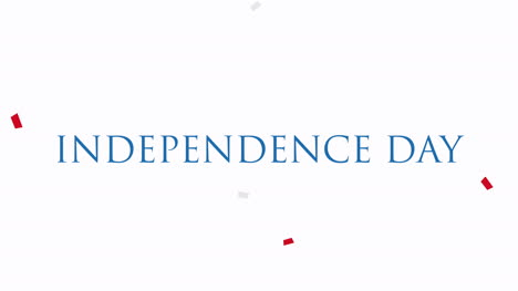 Animated-closeup-text-Independence-Day-on-holiday-background-8