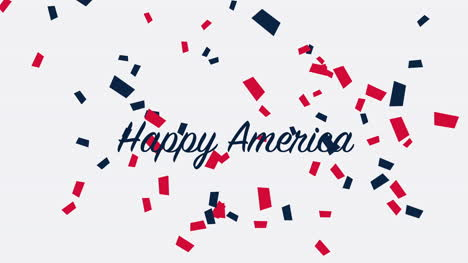 Animated-closeup-text-Happy-America-on-holiday-background-1