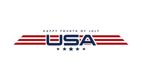 Animated-closeup-text-July-4th-on-holiday-background-46
