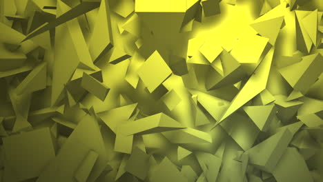 Motion-dark-yellow-triangles-shapes