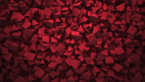 Movimiento-Triángulos-Rojo-Oscuro-Formas