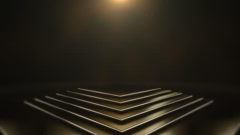 Movimiento-Luces-Doradas-Y-Escenario