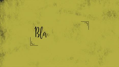 Animación-Texto-Viernes-Negro-Y-Movimiento-Formas-Geométricas-Abstractas