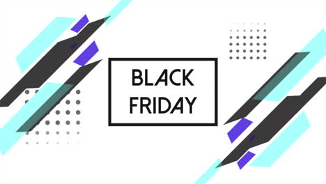 Animation-text-Black-Friday-and-motion-abstract-geometric-shapes-4
