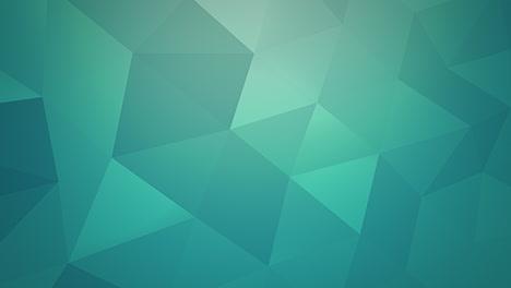 Movimiento-Triángulos-Verdes-Extracto-Plano-De-Fondo