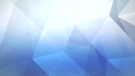 Motion-blue-triangles-abstract-background
