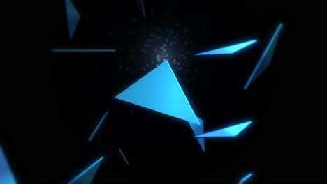Motion-blue-triangles-abstract-background-5