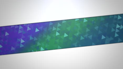 Motion-blue-and-green-triangles-abstract-background