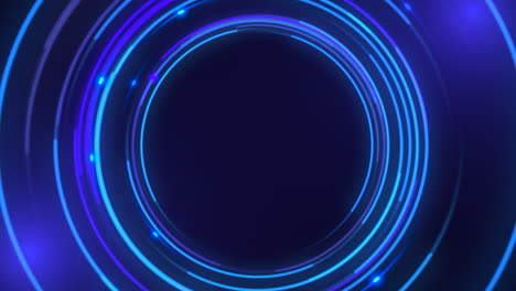 Motion-purple-circles-abstract-background