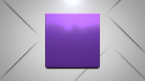 Motion-purple-square-abstract-background