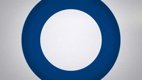 Motion-blue-circle-abstract-background