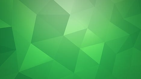 Motion-green-triangles-abstract-background-2