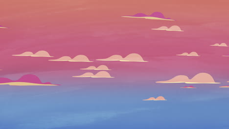 Cartoon-animation-background-with-motion-clouds-5