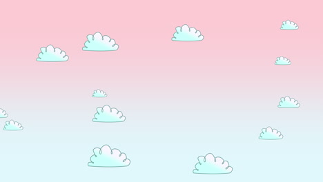 Cartoon-animation-background-with-motion-clouds-7