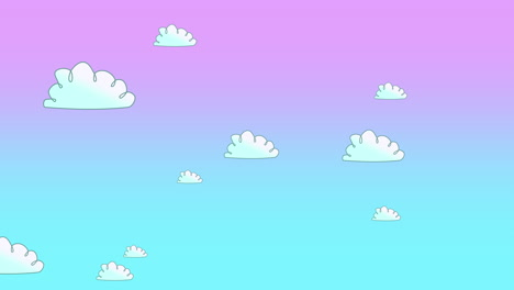 Cartoon-animation-background-with-motion-clouds-10