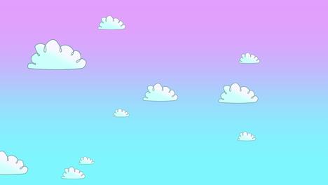 Fondo-De-Animación-De-Dibujos-Animados-Con-Nubes-De-Movimiento-10
