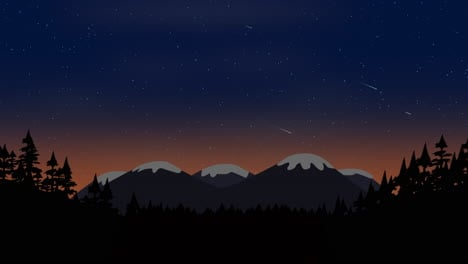 Cartoon-animation-background-with-forest-and-mountain-5