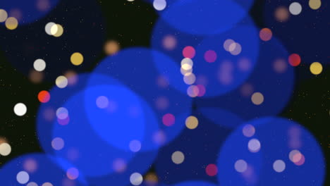 Abstract-bokeh-particles-falling-Happy-New-Year-and-Merry-Christmas