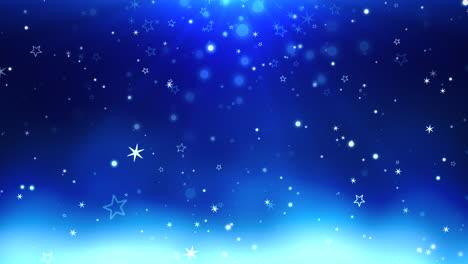 Bokeh-Azul-Y-Copos-De-Nieve-Cayendo-Con-Feliz-Año-Nuevo-Y-Feliz-Navidad-2