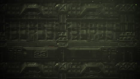 Cinematic-theme-with-particles-and-dark-steel-background
