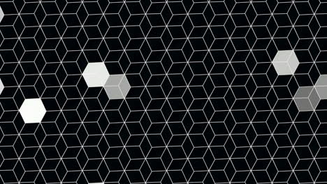Motion-hexagon-with-abstract-background-5
