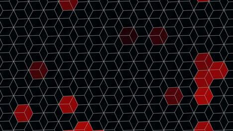 Cubos-De-Movimiento-Con-Fondo-Abstracto-1