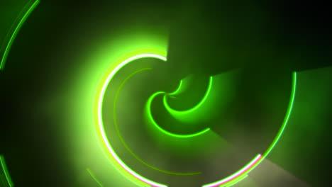 Bewegung-Bunte-Kreise-Schwindel-Mit-Abstraktem-Hintergrund-1