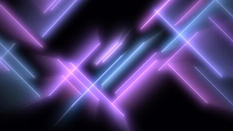 Movimiento-De-Líneas-De-Neón-De-Colores-Con-Fondo-Abstracto-9