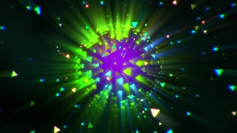 Motion-colorful-disco-ball-3