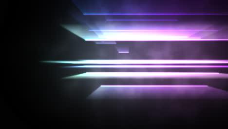 Movimiento-De-Líneas-De-Neón-De-Colores-Con-Fondo-Abstracto-28